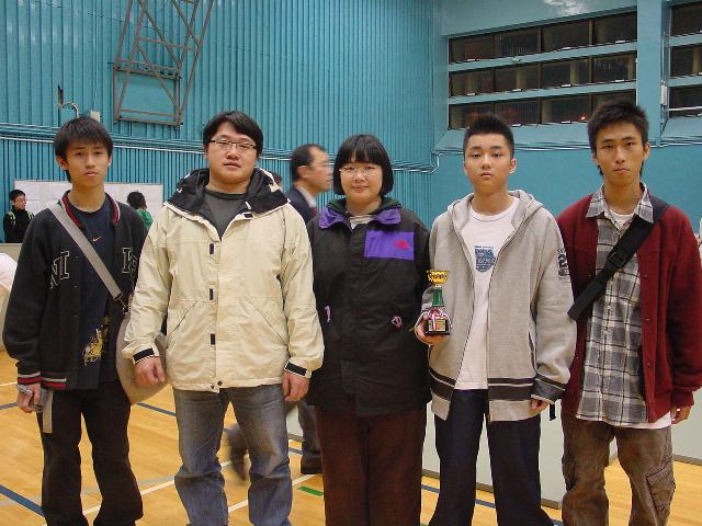 學 界 柔 道 邀 請 賽 2005 優 勝